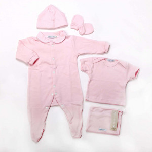 Organic gift set for new born baby