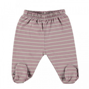 Petite Oh! Cotton Footed Pants 0-3 Months