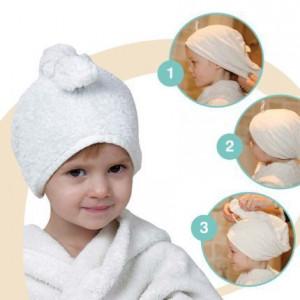 Cuddle twist Hair Towel