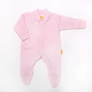Cotton Sleepsuit pink New Born