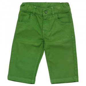 Boys Organic Cotton Cut Off Shorts 4-5 Years