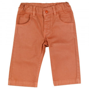 Boys Organic Cotton Cut Off Shorts 4-5 Years