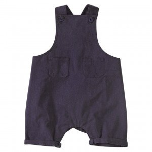 Pigeon Organic Cotton Baby Dungarees 3-6 Months